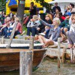 Regatta in Buckow (Märkische Schweiz)