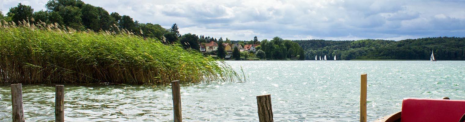 Der Schermützelsee in Buckow (Märkische Schweiz) 2
