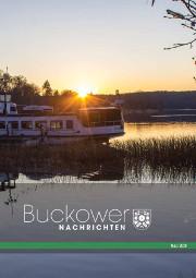 Buckower Nachrichten März 2020