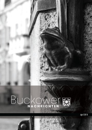 Buckower Nachrichten April 2018
