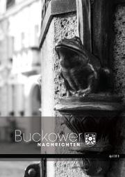 Buckower Nachrichten April 2018