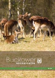 Buckower Nachrichten Mai 2018