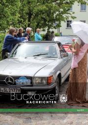 Buckower Nachrichten Juni 2019