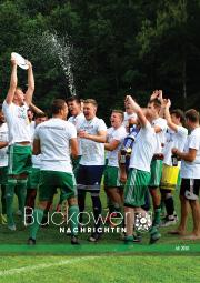 Buckower Nachrichten Juli 2018