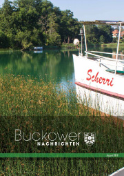 Buckower Nachrichten August 2019