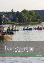 Buckower Nachrichten September 2018