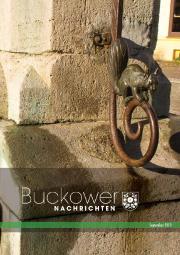Buckower Nachrichten September 2019