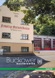 Buckower Nachrichten September 2020