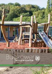Buckower Nachrichten Oktober 2019