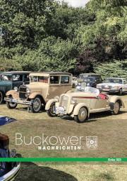 Buckower Nachrichten Oktober 2020