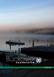 Buckower Nachrichten November 2018