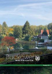 Buckower Nachrichten November 2019