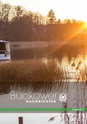 Buckower Nachrichten Dezember 2019